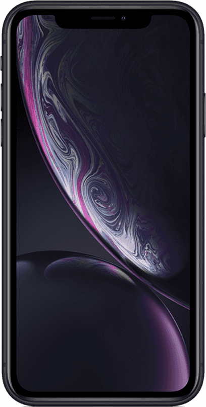 Apple iPhone XR Black Front